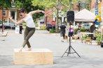 """Headlines"" (2018) - Creative Collective MA for Salem Arts Festival"